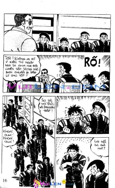 Jindodinho - Đường Dẫn Đến Khung Thành III Tập 61 page 16 Congtruyen24h