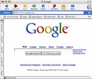 Derecho al Olvido google internet