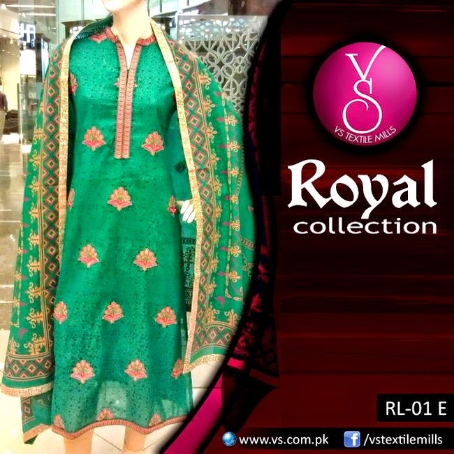 Royal Mid-Summer Collection by VS Textiles