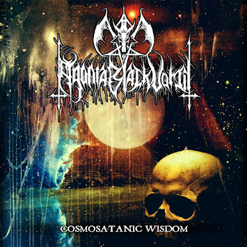 "AGONIA BLACK VOMIT - ""COSMOSATANIC KINGDOM"""