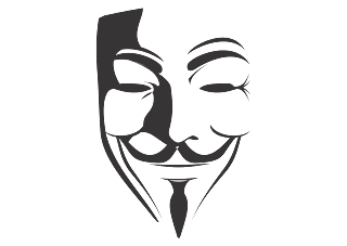 V for Vendetta Logo Vector download free