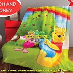 Harga Selimut Kintakun Pooh Size 160×200. Kamar Tidur. R Jual