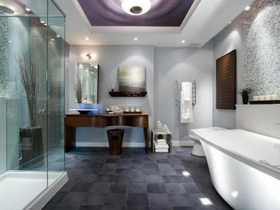 Idee di design per il bagno 2012