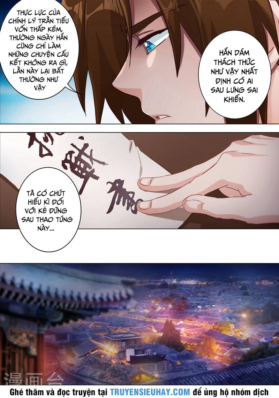 Linh Kiếm Tôn chap 184 - Trang 10