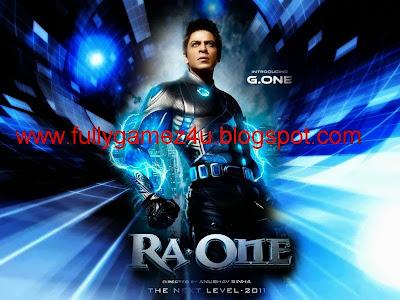 Download Free Ra One Game