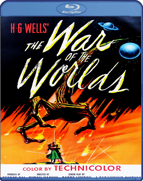 The War of the Worlds (1953) [BrRip | Dual | Mega]