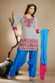 Latest Trendy Punjabi Suits for Women