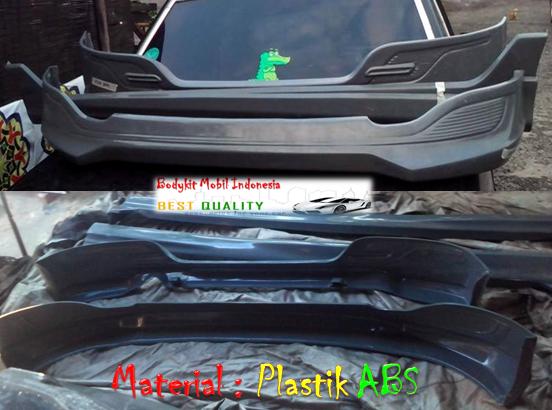 Distributor Bodykit Ayla X Elegant Material Plastik ABS
