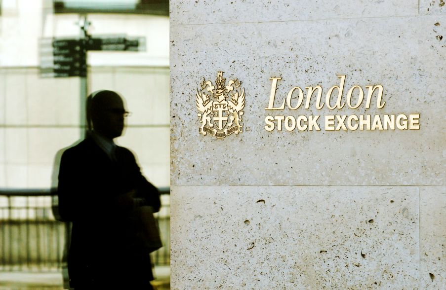London stock exchange options market