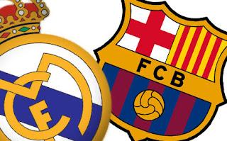 Ver Partidos Clásico Español Barcelona vs Real Madrid en VIVO