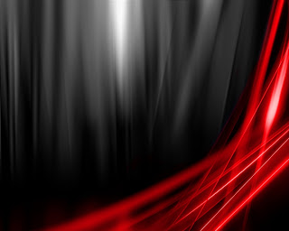 Banilung: black and red wallpaper design