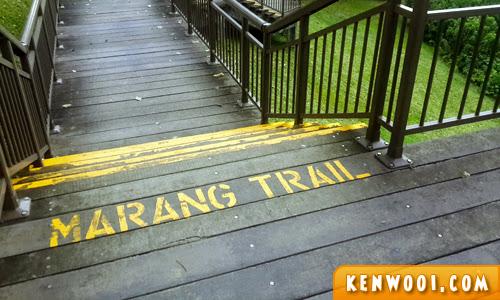 singapore marang trail