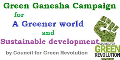 Green Ganesha Campaign,Greener world,Sustainable development