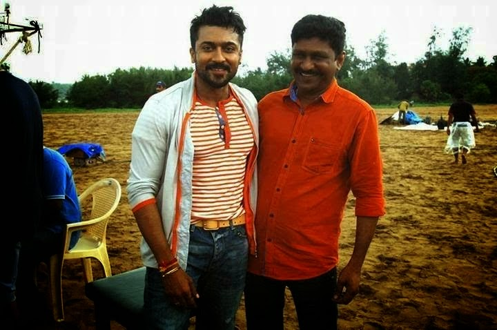 Anjaan Movie Shooting Spot Stills