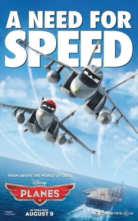Aviões - Planes (2013) da Disney