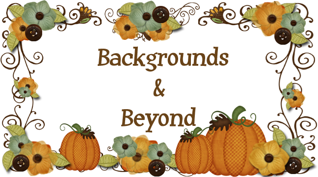 Backgrounds & Beyond