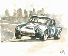 Lotus Elan S3, 1968