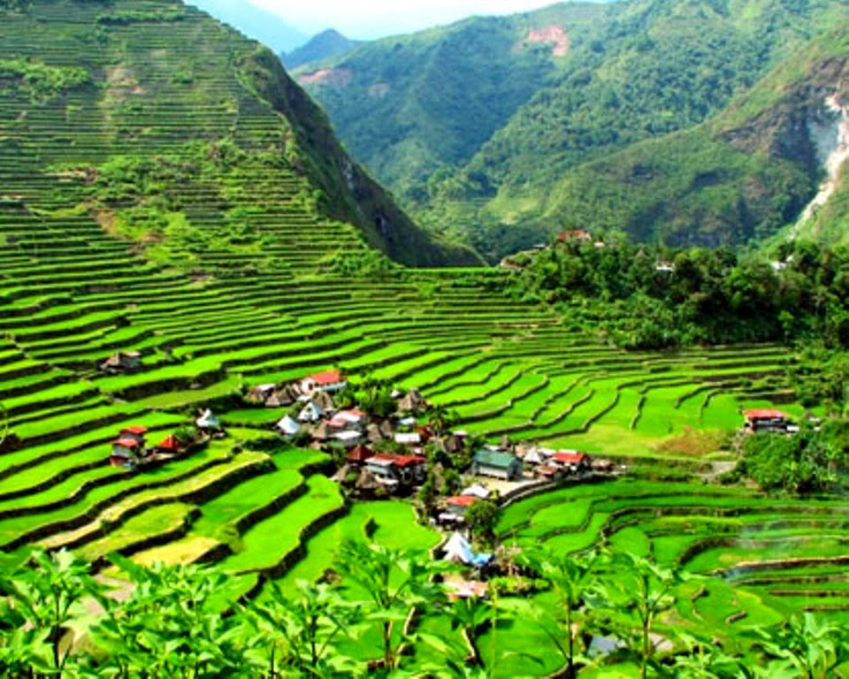 Banaue rice terraces ideas to chill for What are terraces