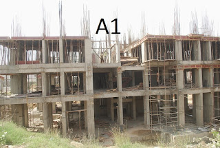 Amrapali Terrace Homes :: Construction Update A1