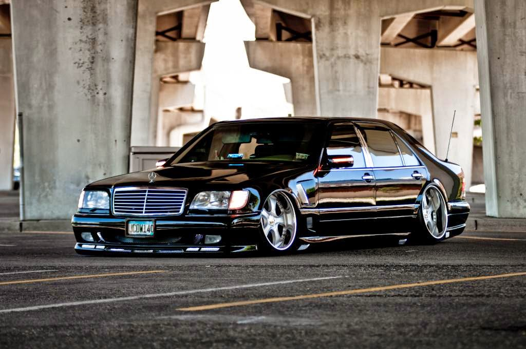 Mercedes benz w140 s500 vip style benztuning for Mercedes benz styles