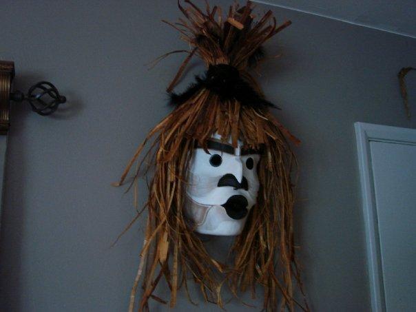 Tyee Pook Mask