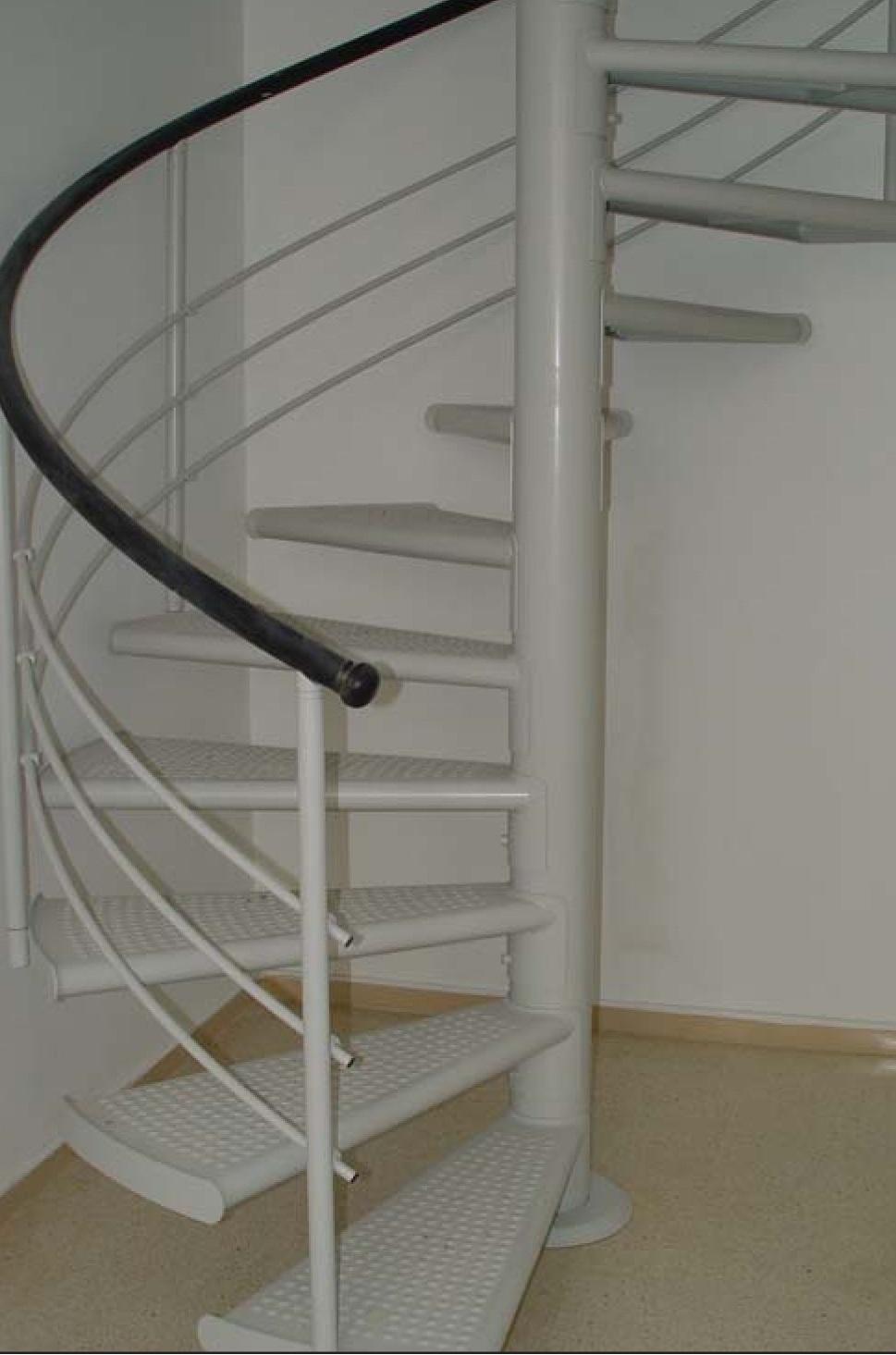 Cerrajeria sotelo y automatismos escaleras metalicas - Escaleras de peldanos ...
