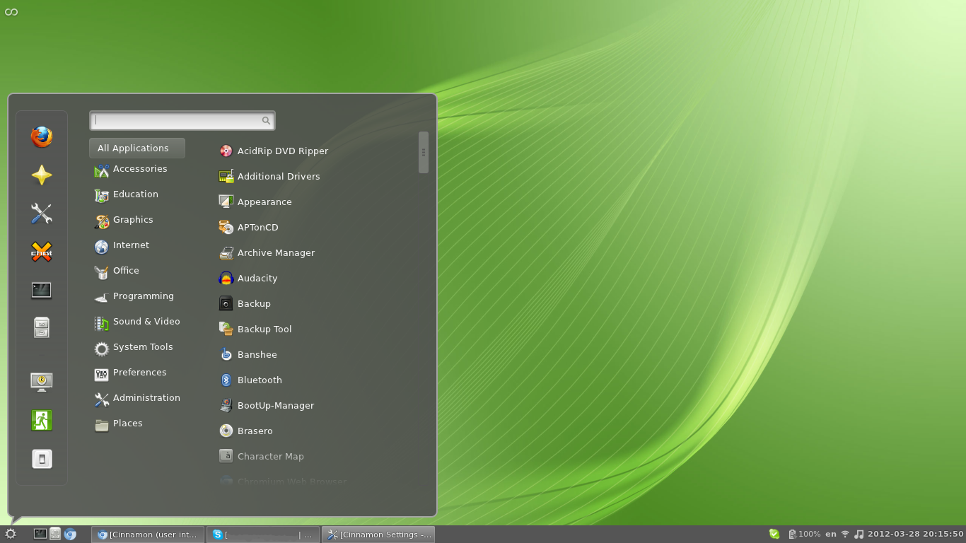 Linux tutorial terminal online cinnamon 263 is released you cinnamon 263 is released you can install on linux mint 171 rebecca and lmde 2 baditri Images