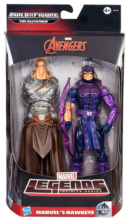 Hasbro - Marvel Legends Avengers Infinite - Hawkeye figure