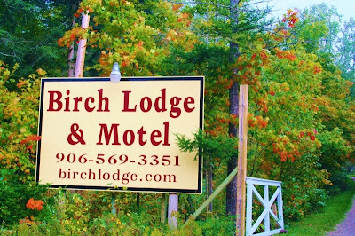 Birch Lodge, Trout Lake, MI