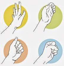 Ejercicios para las manos