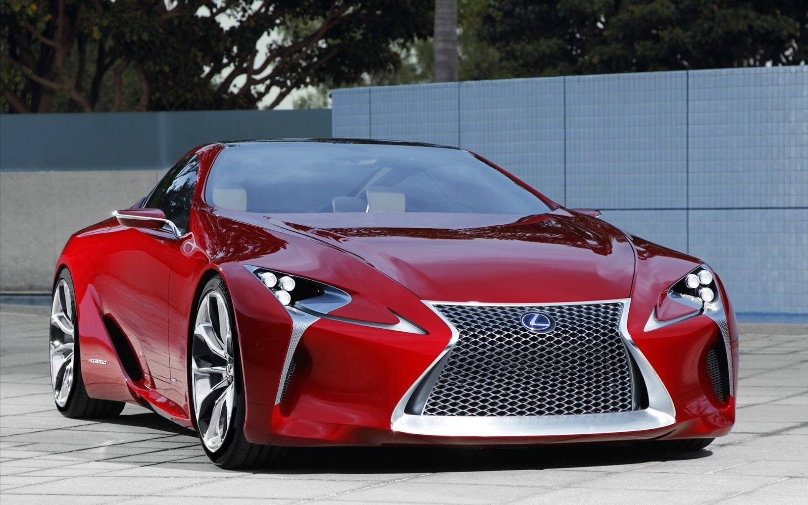 lexus canada red cars wallpapers ~ latest cars models collection