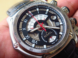 EBEL CHRONOGRAPH CERTIFIED CHRONOMETER - AUTOMATIC