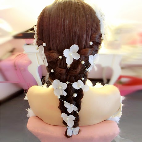 New Hair Flower wedding Accessories