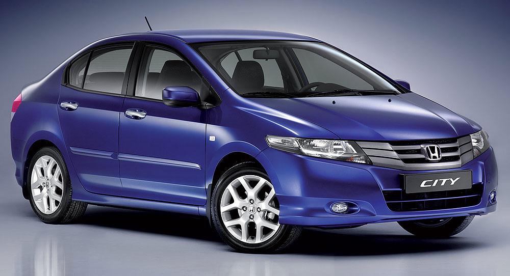 Honda Malaysia mengumumkan model Honda City telah diiktiraf lima