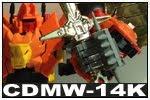 獣王の強化装備 CDMW-14K