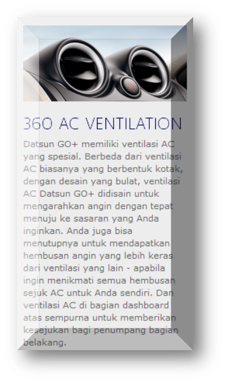 360 AC Ventilation