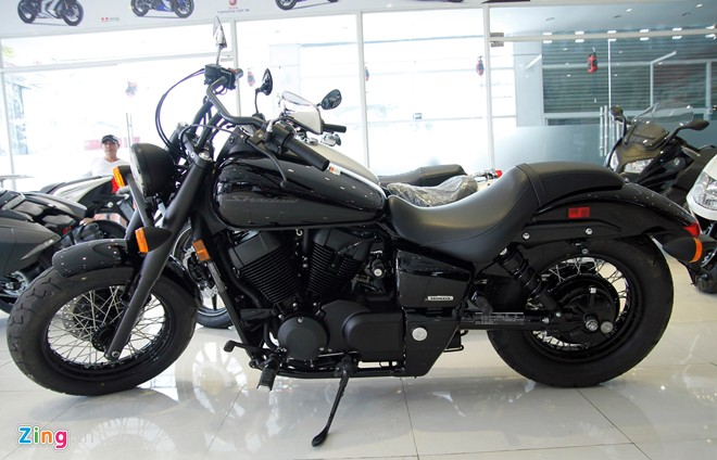Honda Shadow Phantom 750 2015