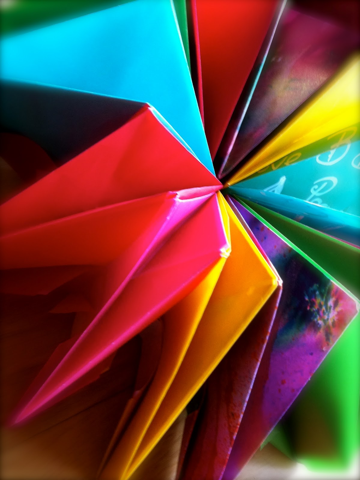 claire shirley origami kite