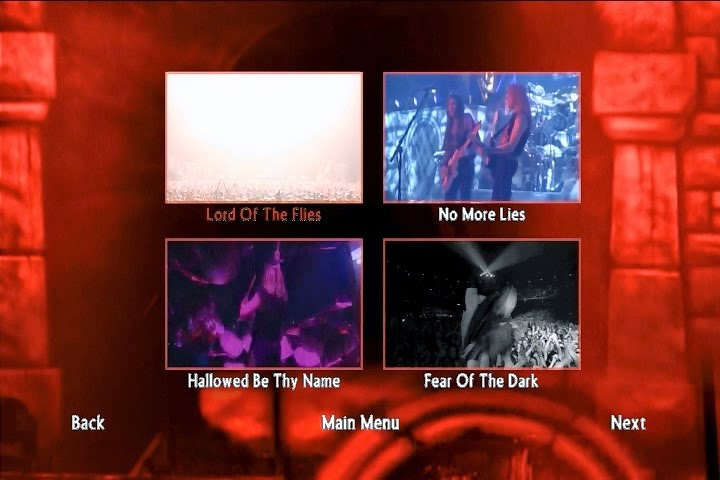 Iron Maiden - Death On The Road [DVD] (Boxed Set 3 Disc)