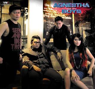 Agnestha and the Boys - Ciumlah Aku