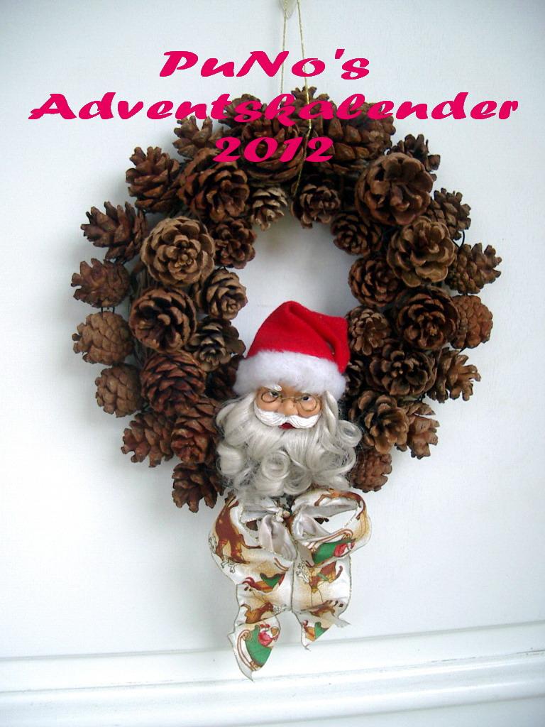 Calendario de Adviento 2012 Puno's