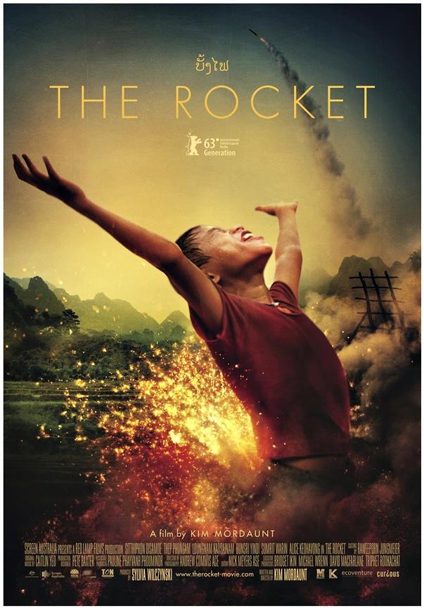 Póster: The Rocket