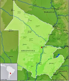 Argentina Resistencia Mission