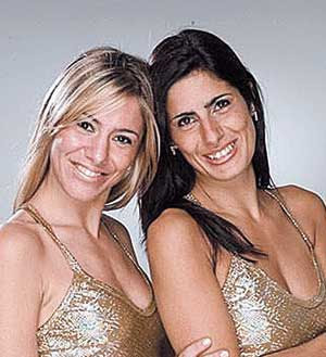 Cantantes JULIA Y MAITE