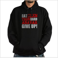 EAT CLEN TREN HARD Shirts