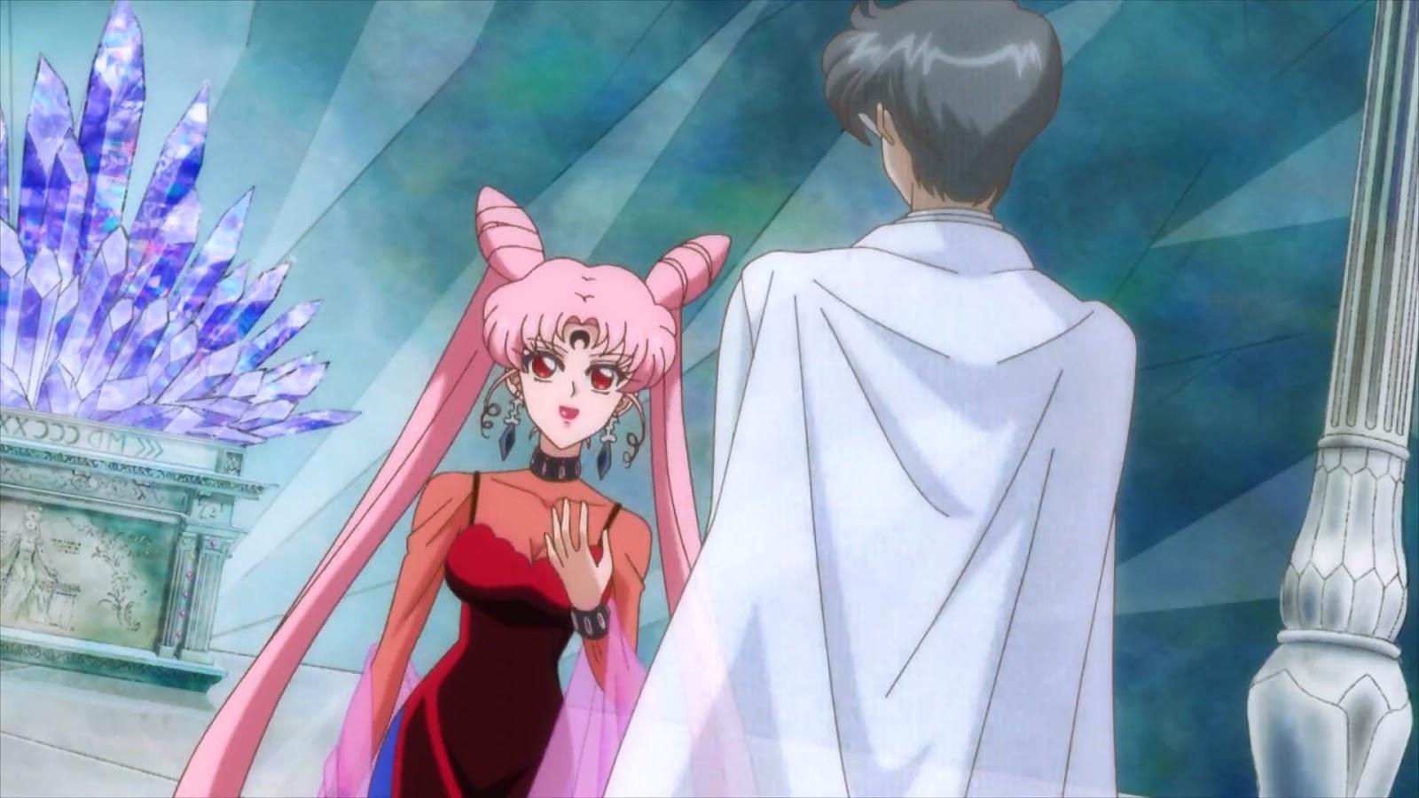 Sailor Moon Crystal Season 2 Latino