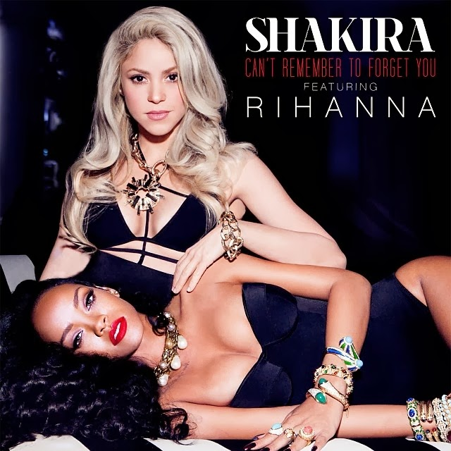 "Rihanna y Shakira ""Can't Remember To Forget You"""
