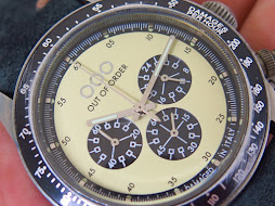 OUT OF ORDER CHRONOGRAPH PAUL NEWMANN VER.