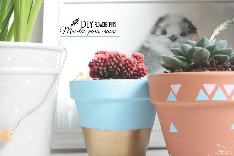 elretopinterest enero... Decorar macetas para cactus | Scarlata y el ...
