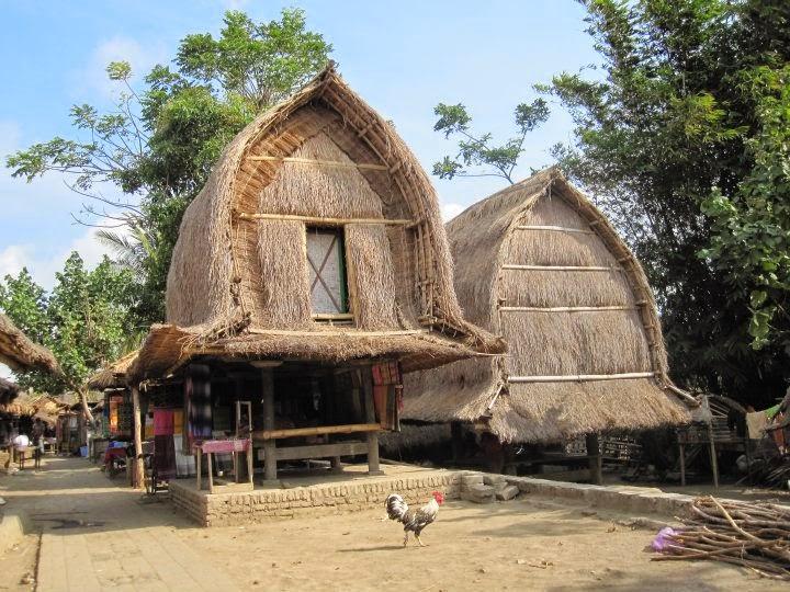 Sade Sasak Village Lombok